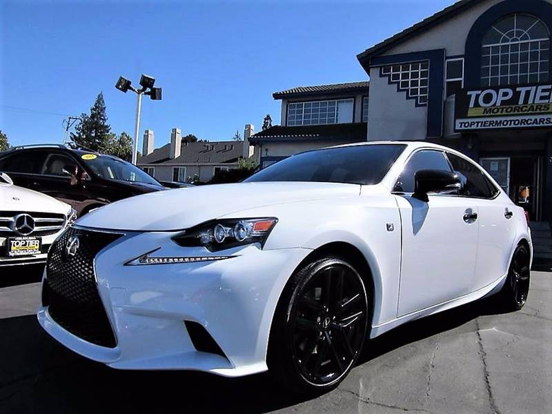2015 Lexus IS 250 Crafted Line 4dr Sedan   San Jose CA
