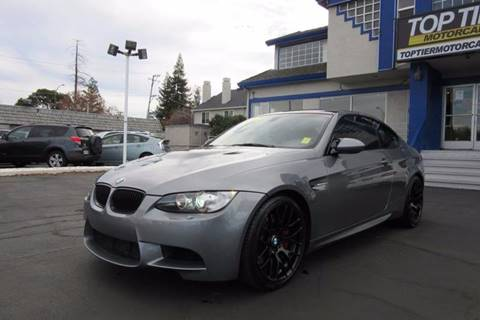 2013 BMW M3 for sale at Top Tier Motorcars in San Jose CA