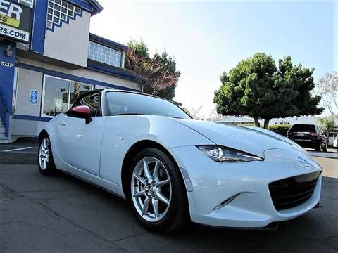 2016 Mazda MX-5 Miata for sale at Top Tier Motorcars in San Jose CA