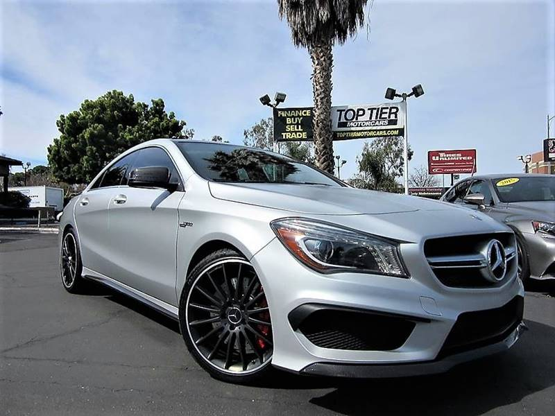 2014 Mercedes-Benz CLA for sale at Top Tier Motorcars in San Jose CA
