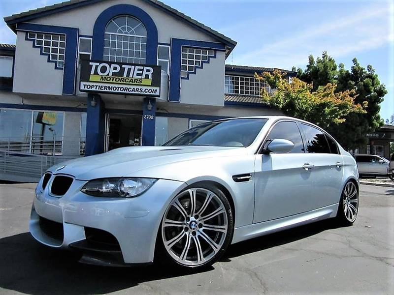 2009 BMW M3 for sale at Top Tier Motorcars in San Jose CA