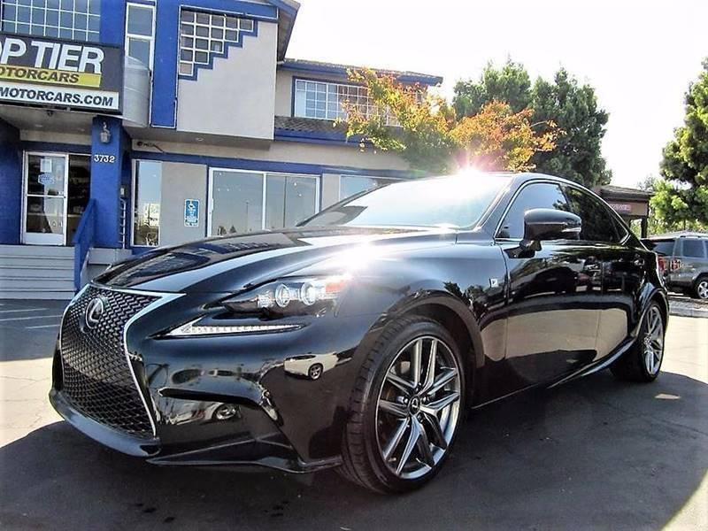 2015 Lexus IS 250 4dr Sedan   San Jose CA