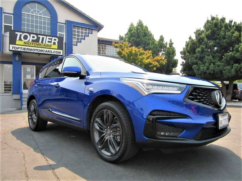 2019 Acura RDX for sale at Top Tier Motorcars in San Jose CA