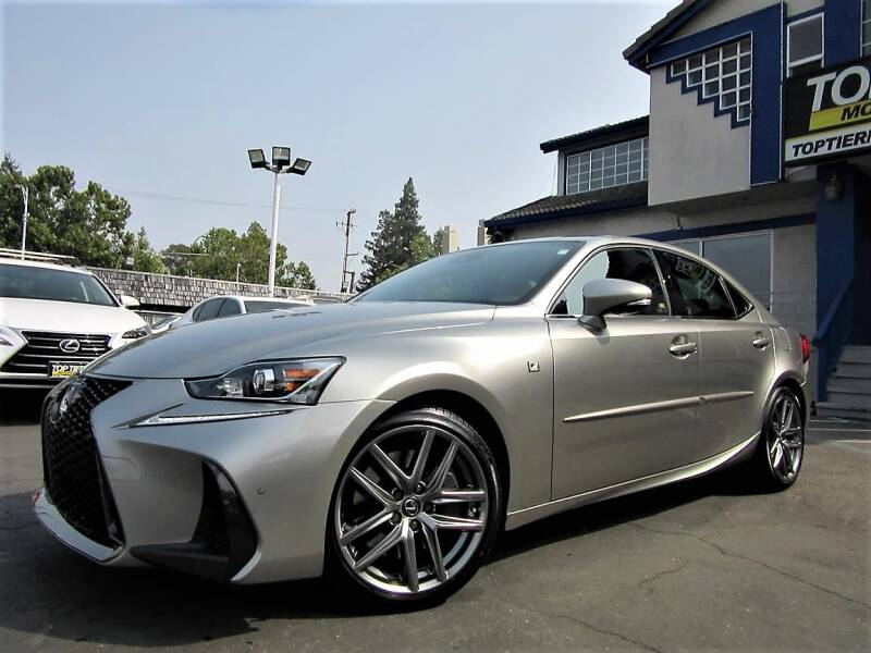 2019 Lexus IS 300 for sale at Top Tier Motorcars in San Jose CA