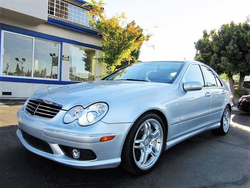 2006 Mercedes-Benz C-Class for sale at Top Tier Motorcars in San Jose CA