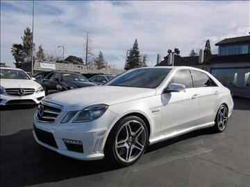 2012 Mercedes-Benz E-Class for sale at Top Tier Motorcars in San Jose CA