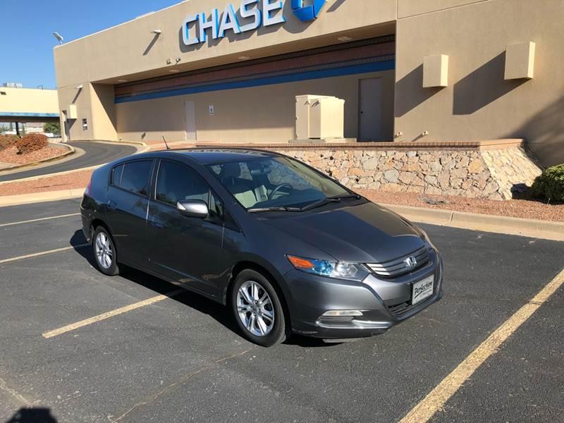 2010 Honda Insight For Sale At AUTO TEAM In El Paso TX