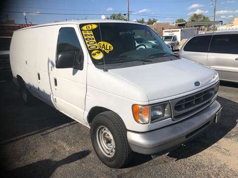 2002 Ford E-150 for sale in El Paso, TX
