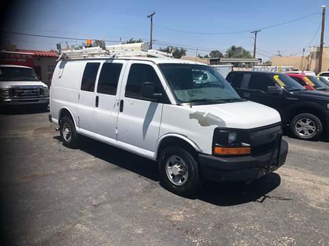 2007 Chevrolet Express Cargo for sale in El Paso, TX