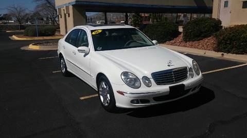 2006 Mercedes-Benz E-Class for sale in El Paso, TX