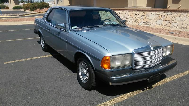 1984 Mercedes Benz 300 Class For Sale At AUTO TEAM In El Paso TX
