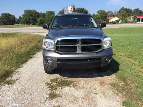 2007 Dodge Ram Pickup 1500 for sale in Moulton, AL