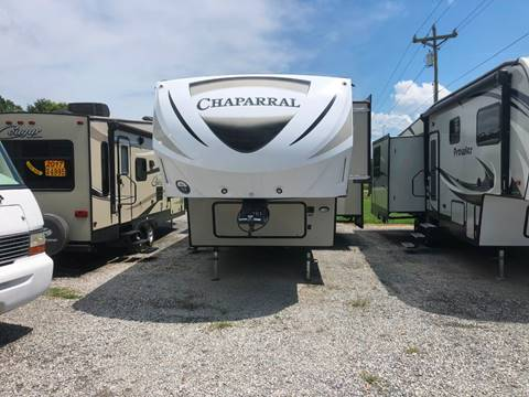 2016 Chaparral 30BHS for sale in Moulton, AL