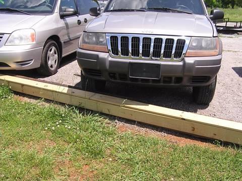 2001 Jeep Grand Cherokee for sale in Moulton, AL
