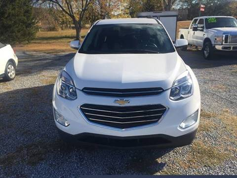 2016 Chevrolet Equinox for sale in Moulton, AL