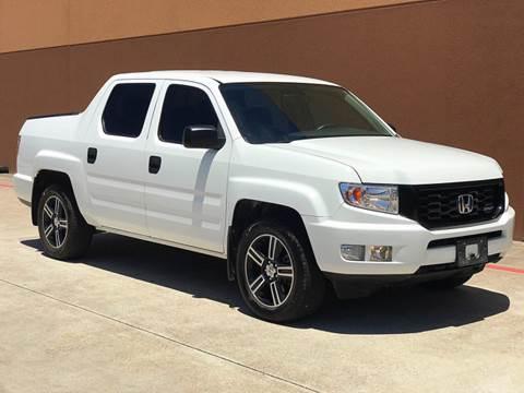 2013 Honda Ridgeline for sale in Houston, TX