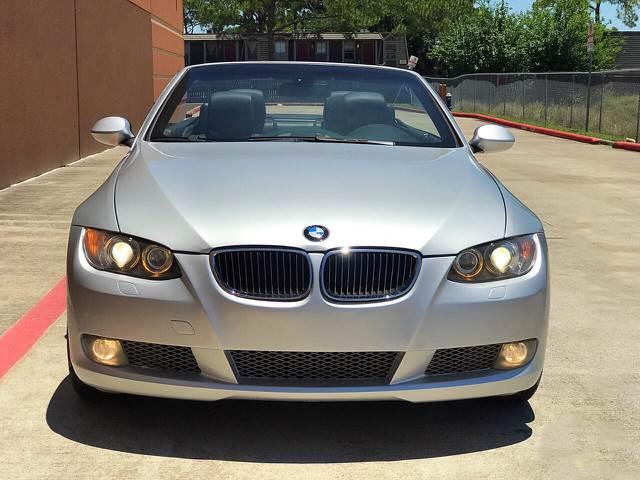 2008 BMW 3 Series 335i 2dr Convertible - Houston TX
