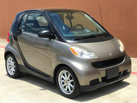 2010 Smart fortwo for sale in Houston, TX
