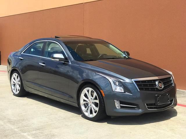 2013 Cadillac ATS 2.0T Premium 4dr Sedan - Houston TX