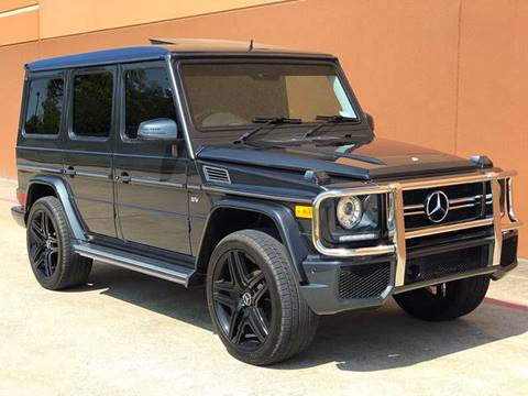 2003 Mercedes-Benz G-Class for sale in Houston, TX
