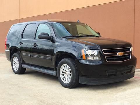 2011 Chevrolet Tahoe Hybrid for sale in Houston, TX