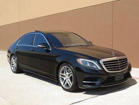 2014 Mercedes-Benz S-Class for sale in Houston, TX