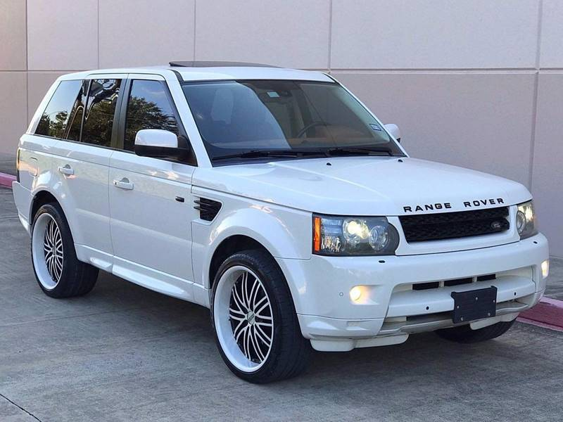 965488965 - 2010 Land Rover Range Rover Sport Hse