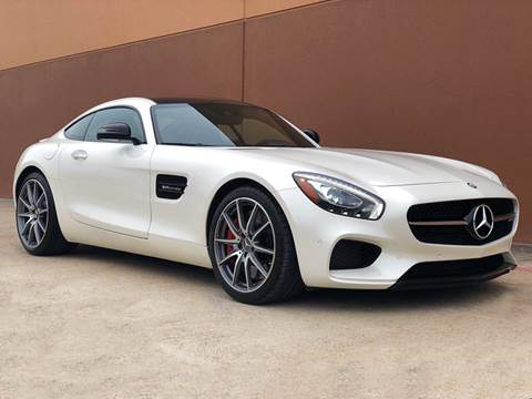 2016 Mercedes-Benz AMG GT for sale at TX Auto Group in Houston TX
