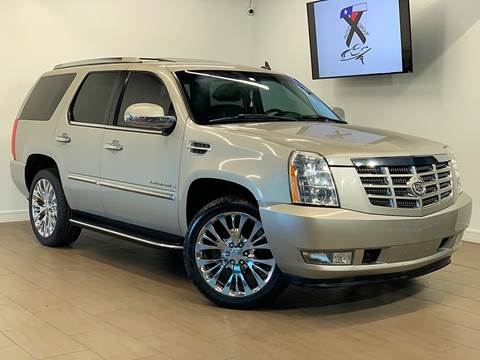 2008 Cadillac Escalade for sale at TX Auto Group in Houston TX