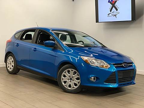 2012 Ford Focus for sale at TX Auto Group in Houston TX