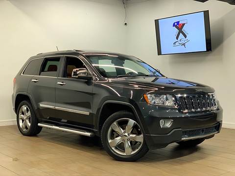2011 Jeep Grand Cherokee for sale at TX Auto Group in Houston TX