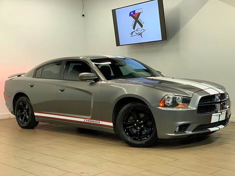 2012 Dodge Charger for sale at TX Auto Group in Houston TX