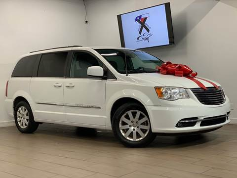 2014 Chrysler Town and Country for sale at TX Auto Group in Houston TX