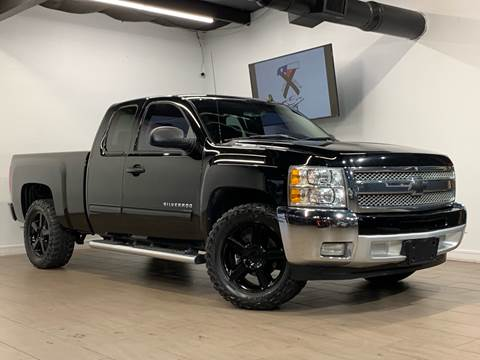 2013 Chevrolet Silverado 1500 for sale at TX Auto Group in Houston TX