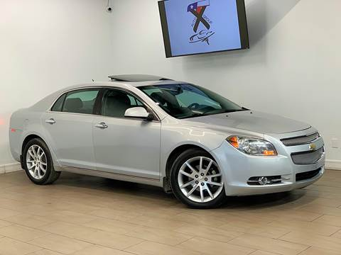 2010 Chevrolet Malibu for sale at TX Auto Group in Houston TX