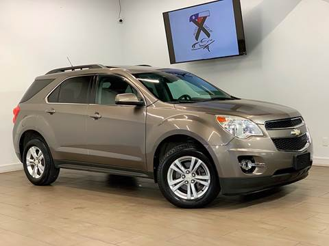 2012 Chevrolet Equinox for sale at TX Auto Group in Houston TX