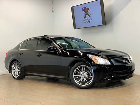 2007 Infiniti G35 for sale at TX Auto Group in Houston TX