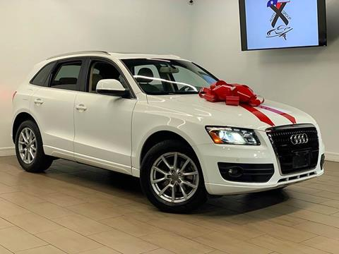 2009 Audi Q5 for sale at TX Auto Group in Houston TX