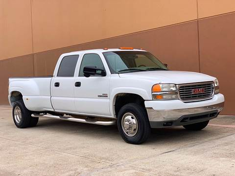 2001 GMC Sierra 3500 for sale in Houston, TX