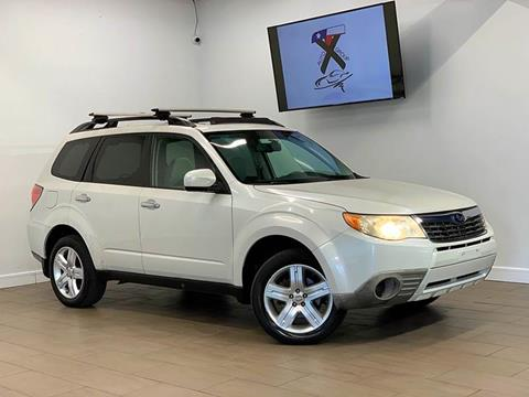 2009 Subaru Forester for sale in Houston, TX