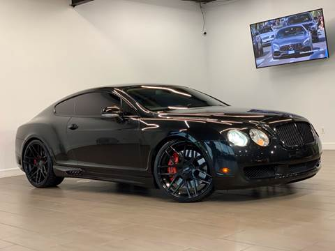 2006 Bentley Continental for sale at TX Auto Group in Houston TX