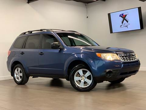 2012 Subaru Forester for sale in Houston, TX