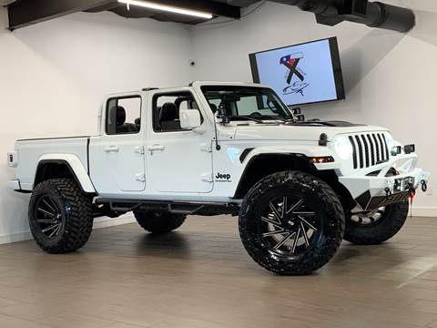 2020 Jeep Gladiator Sport for sale at TX Auto Group in Houston TX