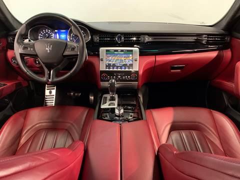 2016 Maserati Quattroporte for sale at TX Auto Group in Houston TX