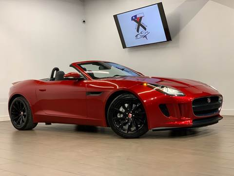 2015 Jaguar F-TYPE for sale at TX Auto Group in Houston TX