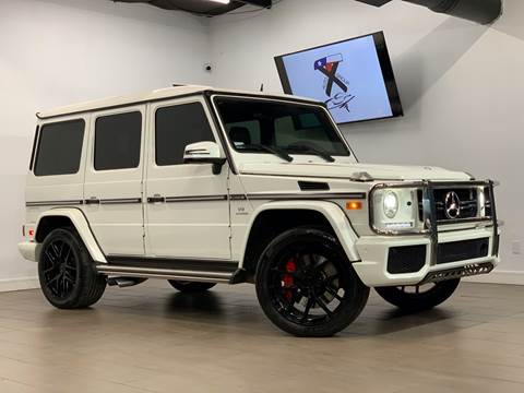 2016 Mercedes-Benz G-Class for sale at TX Auto Group in Houston TX