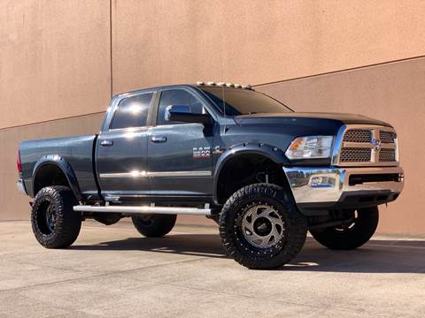 2014 RAM Ram Pickup 2500 for sale at TX Auto Group in Houston TX