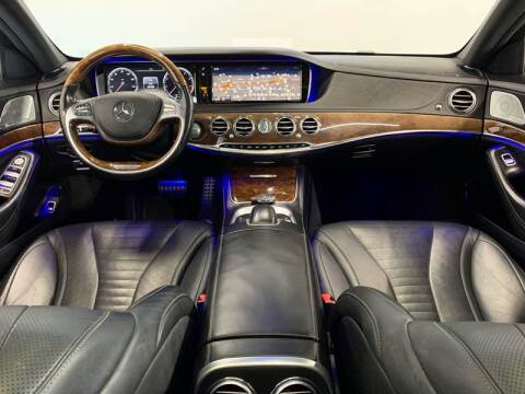 2014 Mercedes-Benz S-Class S 550 for sale at TX Auto Group in Houston TX