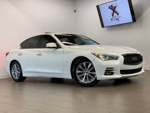 2015 Infiniti Q50 Premium for sale at TX Auto Group in Houston TX