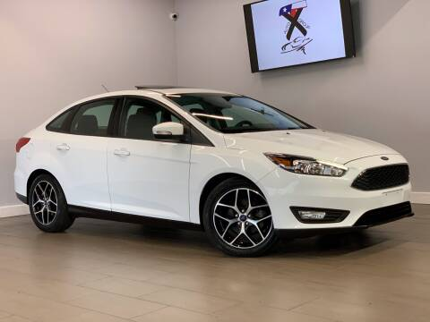 2018 Ford Focus for sale at TX Auto Group in Houston TX